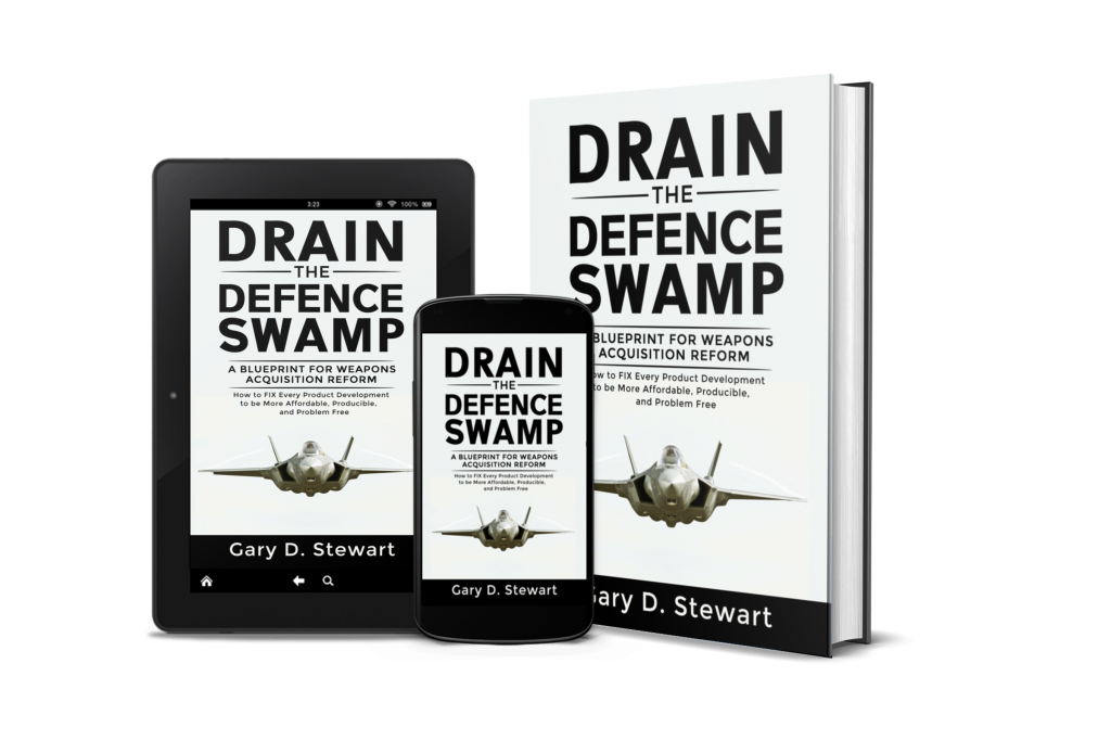 Drain the Defence Swamp by Gary D. Stewart